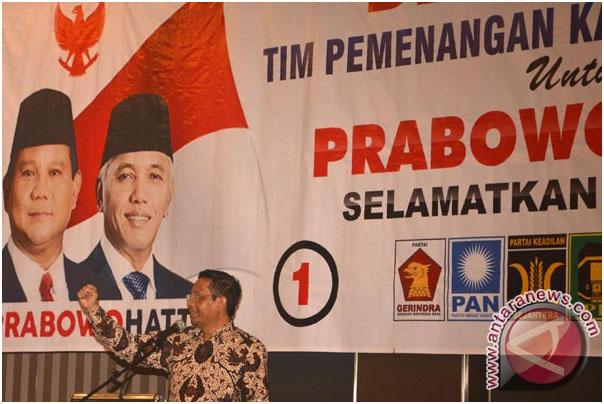 Pemuda Pancasila NTB deklarasi dukung Prabowo-Hatta