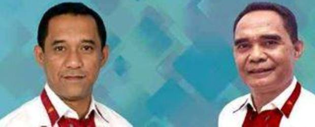 Heri Nabit dan Deno Kamleus Sama Kuat di PDIP Manggarai