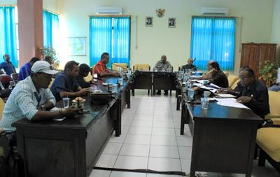 Komisi I DPRD NTT Bentuk Tim Investigasi Dana Media