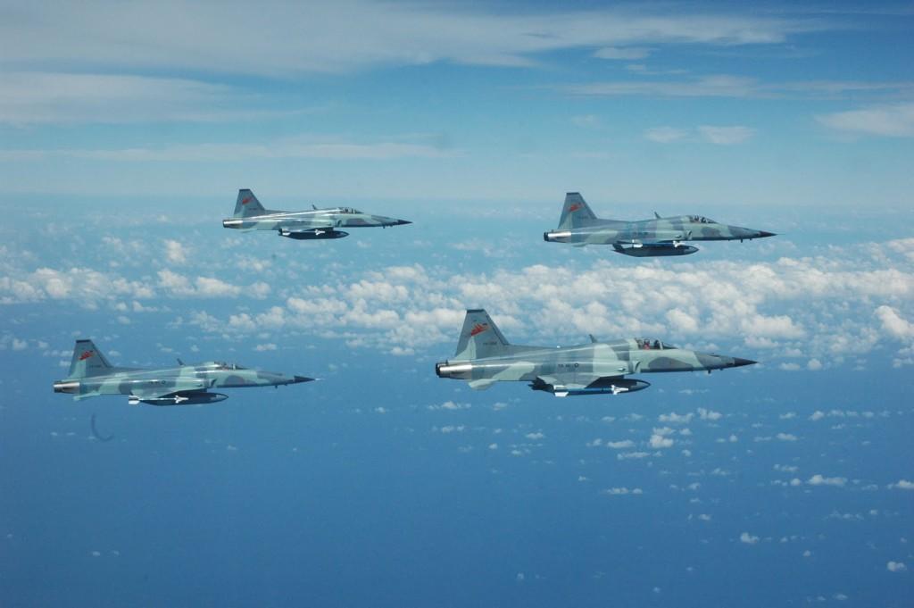 TNI AU dan Militer Australia Latihan Tempur Bersama