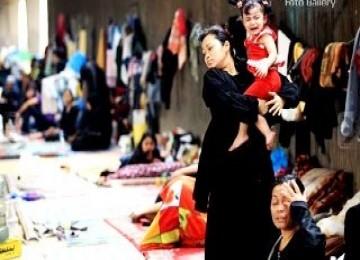 Tiga Bayi, Lima Balita, Ikut Rombongan TKI Ilegal