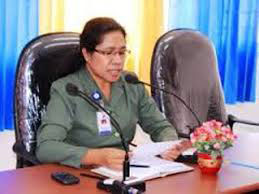 Kepala BPOM Kupang, Ruth Laiskodat. (Ist)