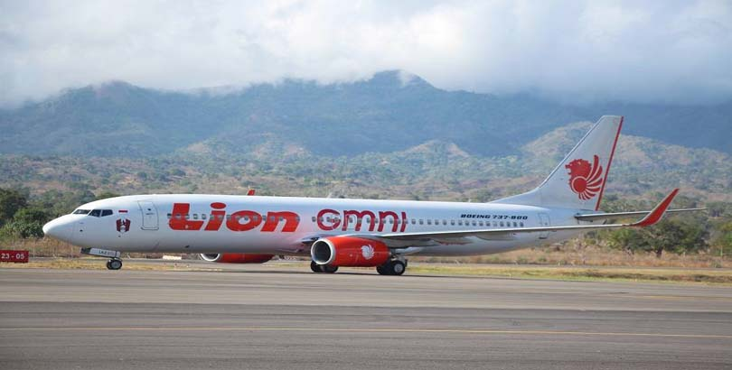 Angkut Peserta Kongres, Pesawat Lion Air Gunakan Logo GMNI