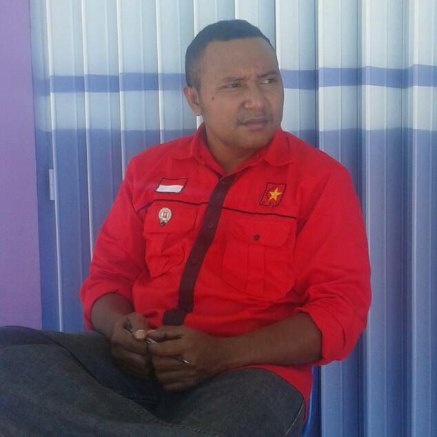 Ketua KPW PRD NTT, Yosep Sudarso Asafa. (Ist)