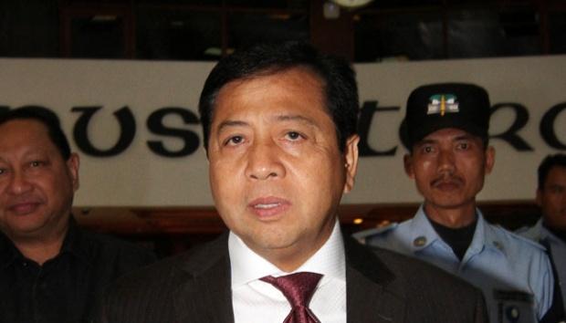 Setya Novanto Minta Maaf kepada Rakyat Indonesia
