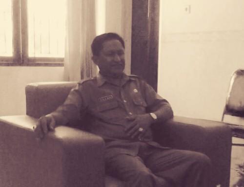 Listrik Sering Padam, Pelayanan Dispenduk Kota Kupang Terhambat