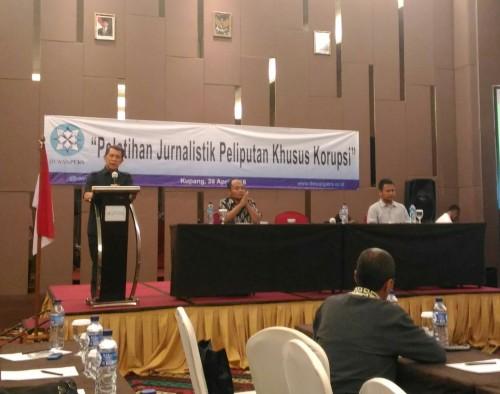 Jurnalis Jangan Terkontaminasi Kepentingan Politik