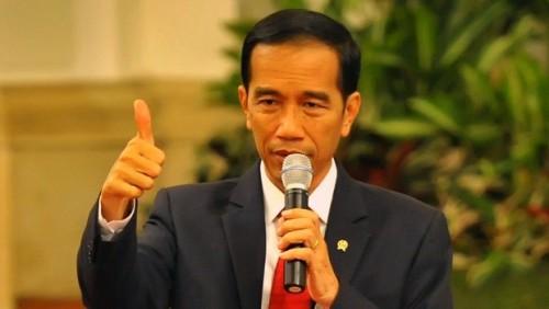 Mayoritas Masyarakat Puas Pada Kinerja Jokowi