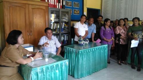 Tidak Keluarkan Rekomendasi Beasiswa PIP, Kepsek SMAN 3 Kupang Didemo