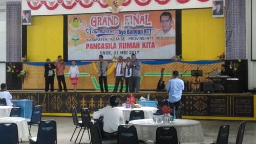 Anggota DPRD TTS dan Birokrat Sumba Barat Saling Adu Argumen