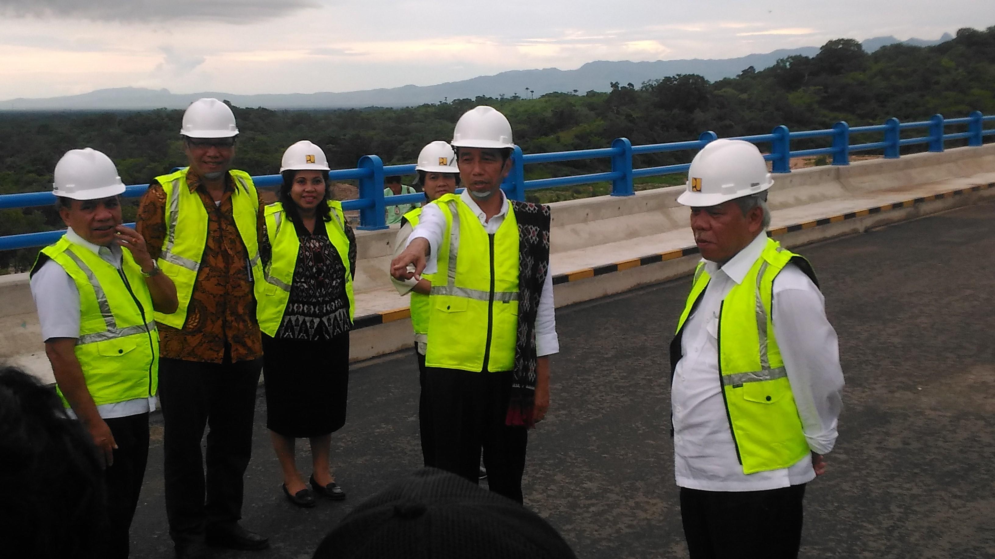Jokowi Pastikan akan Balik Lagi ke NTT