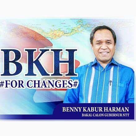 SBY Punya Alasan Kuat Dorong BKH di Pilgub NTT