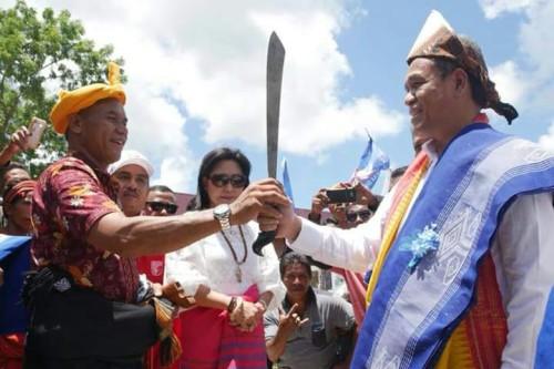 "Harmoni Direstui Leluhur Melalui Ritual ""Ndara Male Mbongga Auta"""