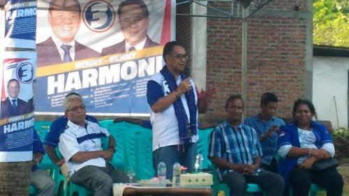 Harmoni Beri Pencerahan Politik Agar Masyarakat Tidak Salah Memilih