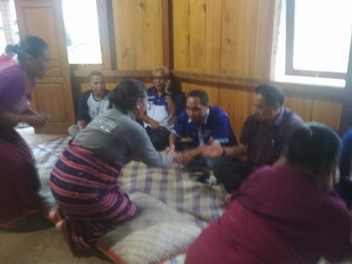 Warga Desa Wewo Manggarai Tidak Ada Pilihan Lain Selain Harmoni