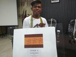 Leader Ismail Ajak Pemuda Kota Kupang Berkreasi
