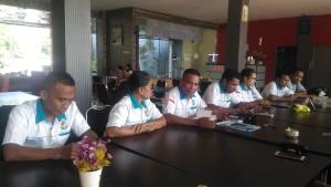 Rakernas KNPI di Kupang Dihadiri Sejumlah Pejabat Tinggi Negara