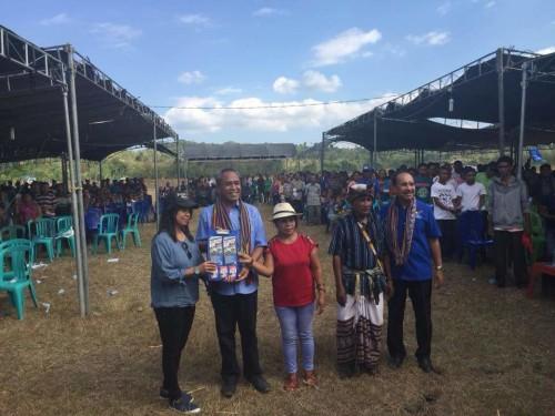 Tinggi, Animo Masyarakat Kabupaten Kupang Terhadap KPS Paket Harmoni