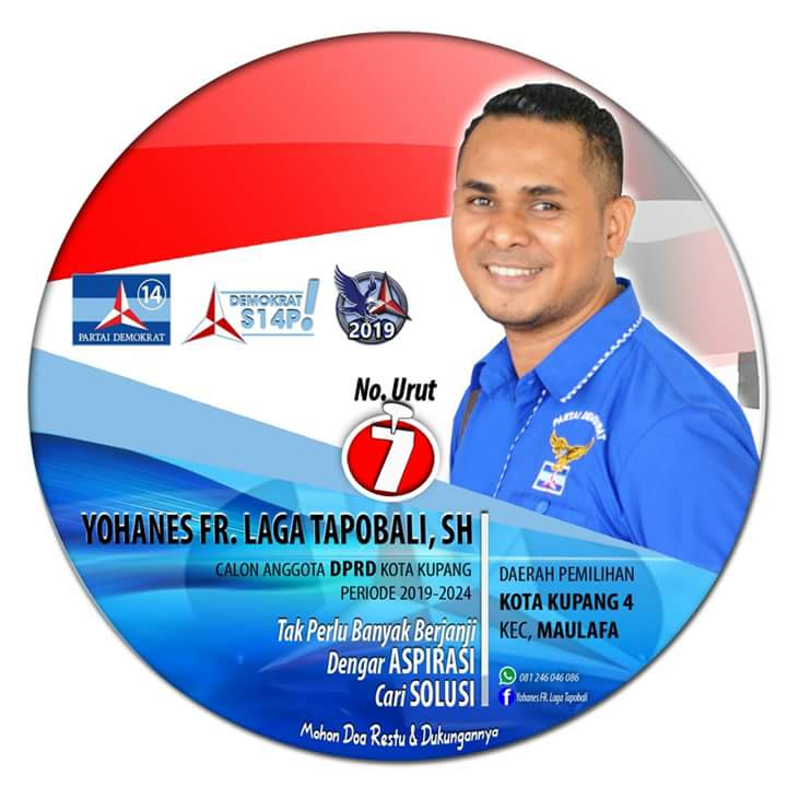 Sejumlah Nama Masuk DCS Legislatif Kota Kupang dari Partai Demokrat