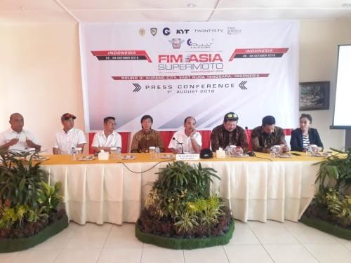 Kota Kupang Tuan Rumah Kejuaraan FIM Asia SuperMoto