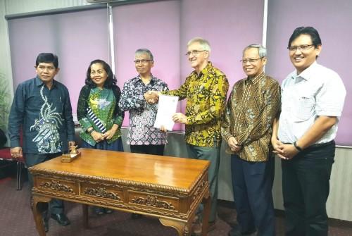 Unmul dan IAIN Samarinda Gandeng Tanoto Foundation Siapkan Calon Guru Profesional