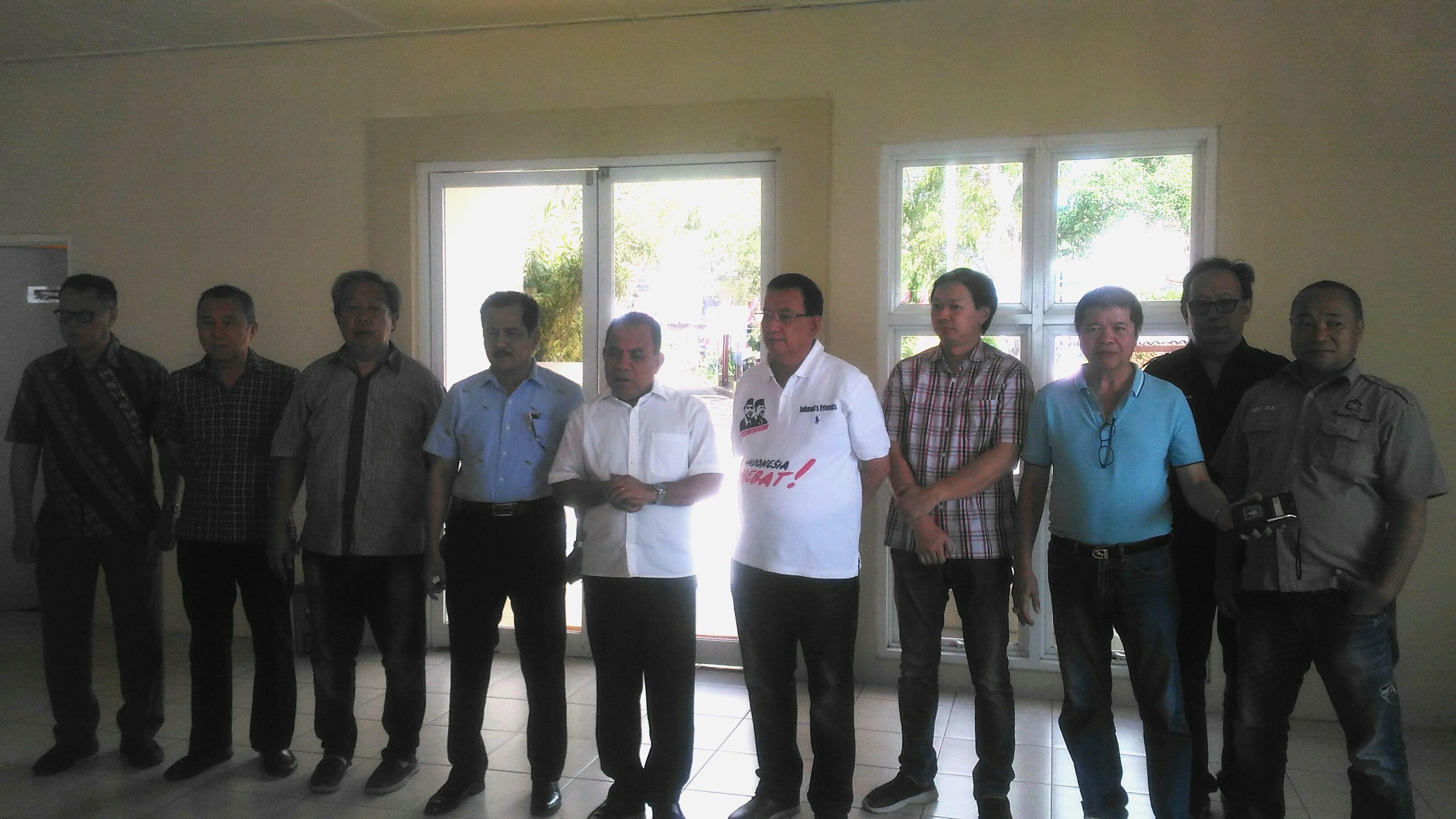 Jokowi's Friend NTT Kembali Dihidupkan