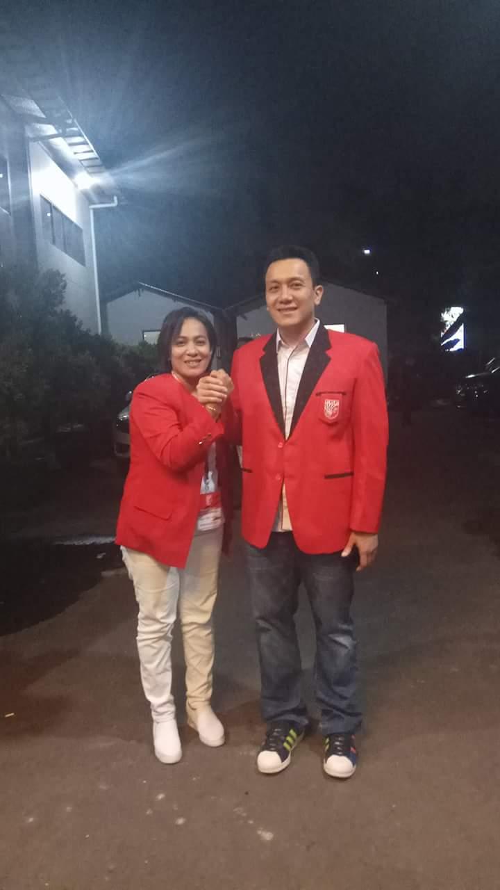 Yoke Ine H Salean Ditunjuk sebagai PLT Ketua DPK PKPI Kota Kupang