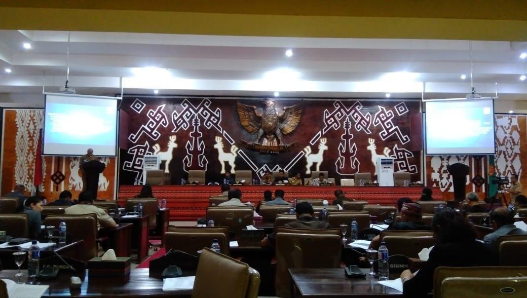 Pemprov NTT Apresiasi Dukungan Fraksi soal Moratorium Tambang