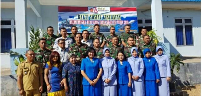 PT Jasa Raharja Cabang Kupang dan TNI AU Gelar Sunatan Massal
