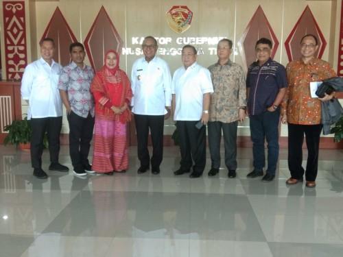 DPR Segera Tetapkan UU daerah Kepulauan