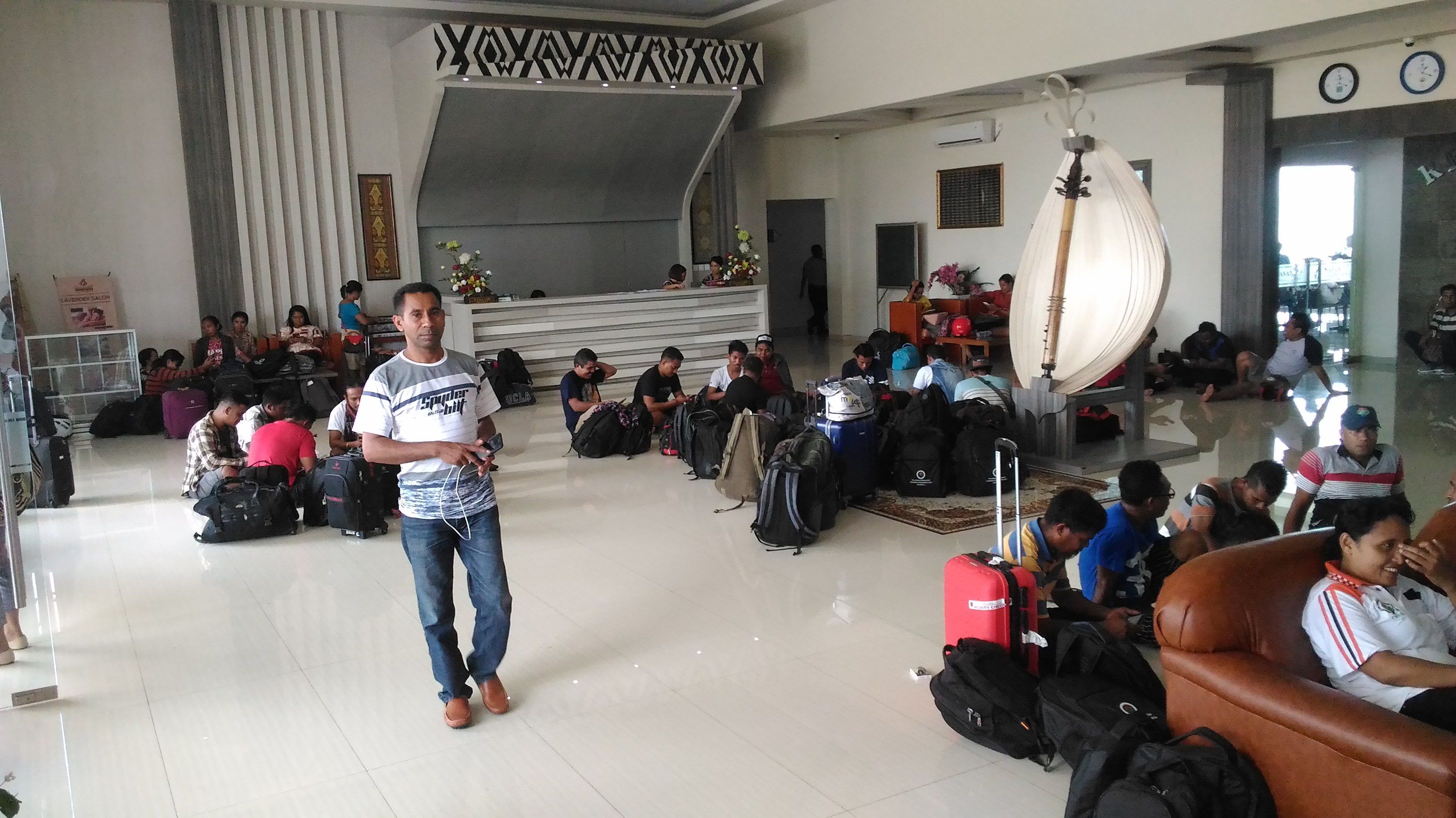 Usai Kegiatan Pelatihan, Ratusan Pendamping Desa Diterlantarkan