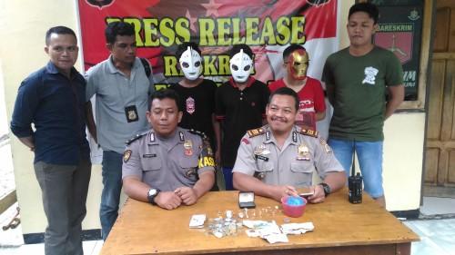 Curi Emas, Tiga Remaja 16 Tahun di Kupang Ditangkap Polisi