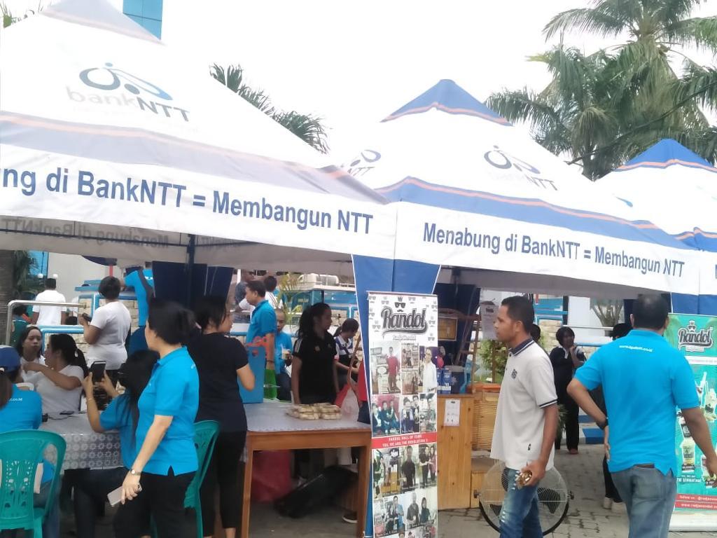 Aktivitas di Dapur UMKM Bank NTT (ist)