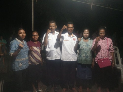 Harapan Warga Desa Oelnasi untuk Adrianus Ndu Ufi dan Yohanes Mesak