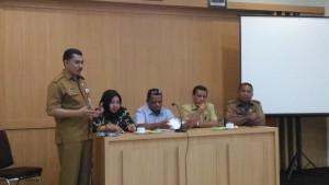 Wali Kota Kupang Harapkan Pemilu 2019 Berkualitas dan Berintegritas