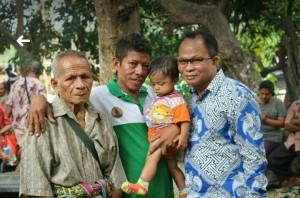 Kader PAN Kota Kupang Ajak Masyarakat Dukung Awang Notoprawiro