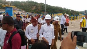 Jokowi: NTT bisa Makmur dan Sejahtera jika ada Air