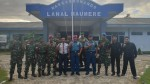 Anggota Lanal Maumere Dibekali Ilmu Jurnalistik