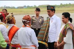 Presiden Jokowi Tinjau Pengembangan Infrastruktur Wisata di Labuan Bajo