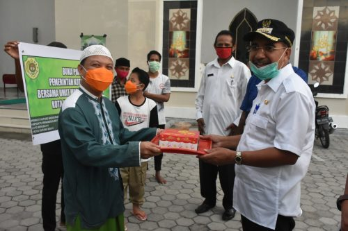 Wujud Perhatian Pemkot Kupang Terhadap Umat Muslim di Bulan Ramadhan