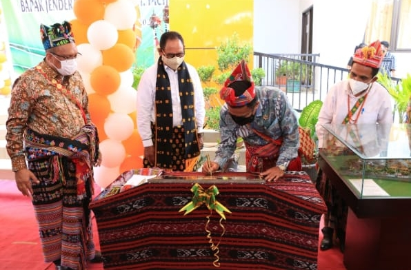 Menteri Agama Resmikan IAKN Kupang
