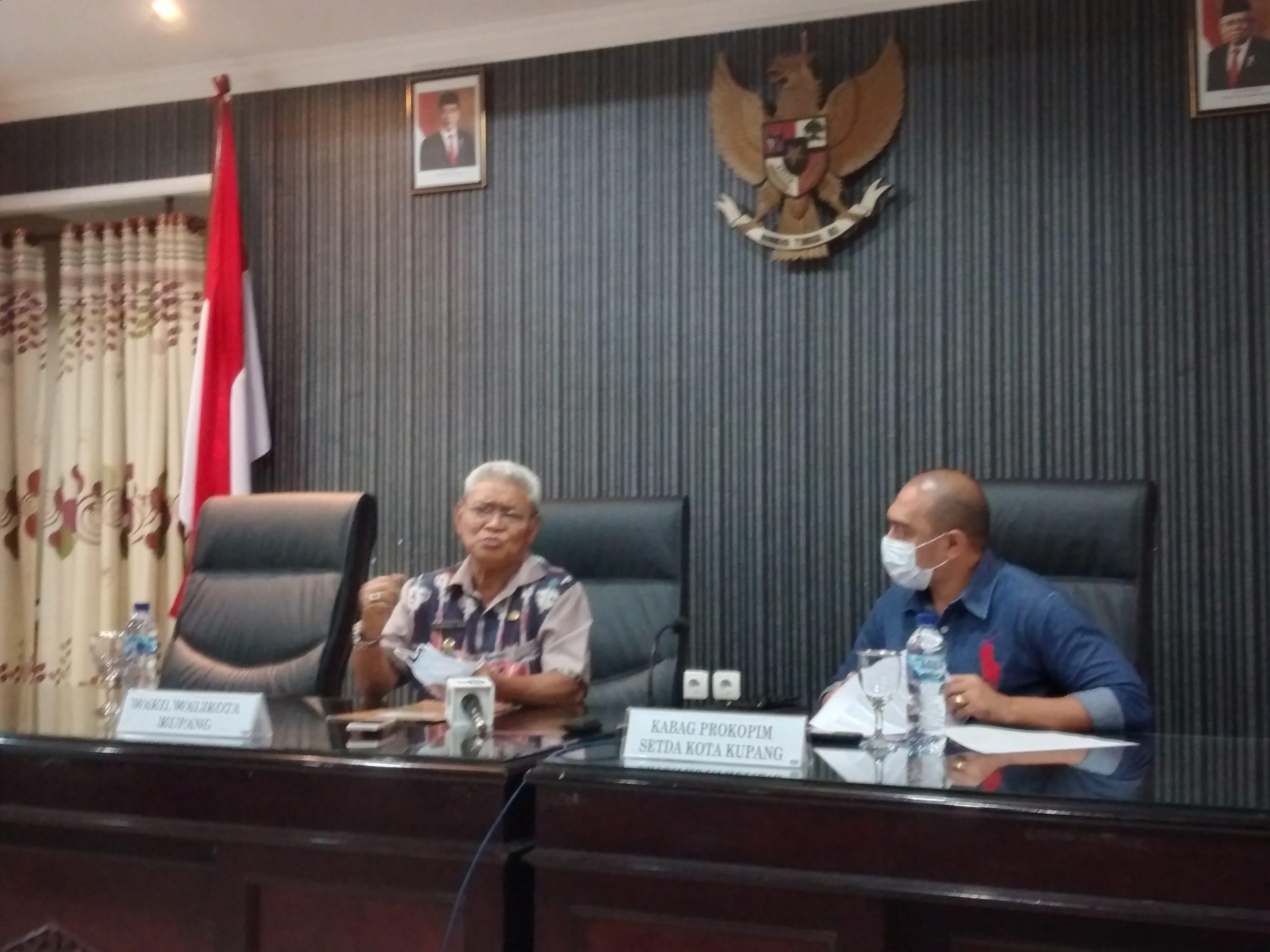 Kota Kupang Belum Berlakukan PSBB