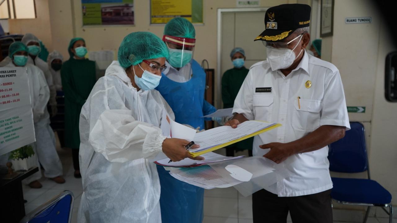 Kerja Efektif Tim Pemantau Isolasi Mandiri di Kota Kupang, Pasien Merasa Tertolong