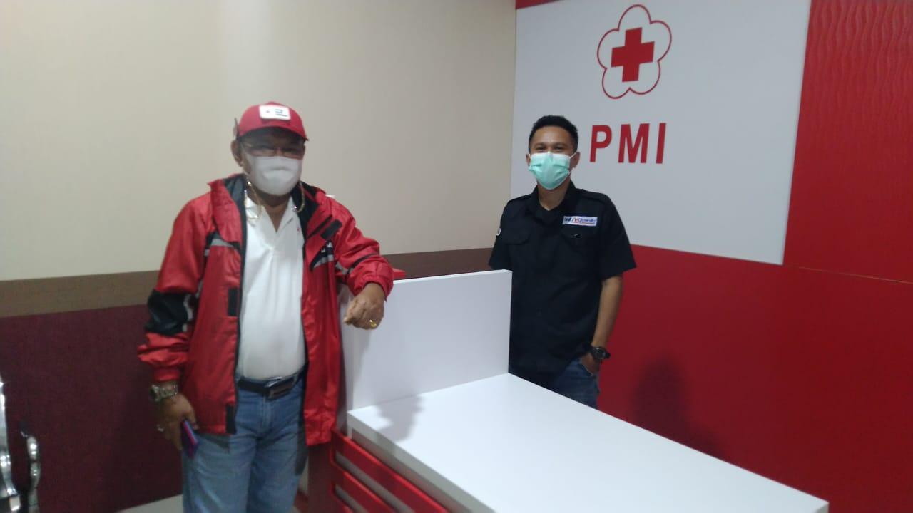 Wawali Kota Kupang Ajak Penyintas Donor Plasma Konvalesen