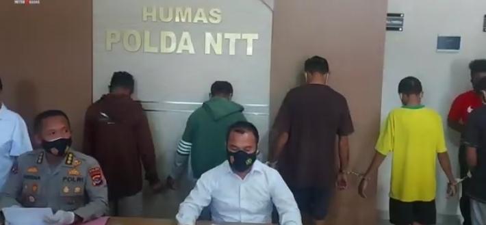 Polisi Tangkap Residivis Curanmor di Kupang, Hasil Curian Dijual Rp3,5 Juta