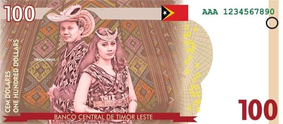 Uang Timor Leste Bergambar Pakaian Adat Rote Ndao, Ini Penjelasan Konsul