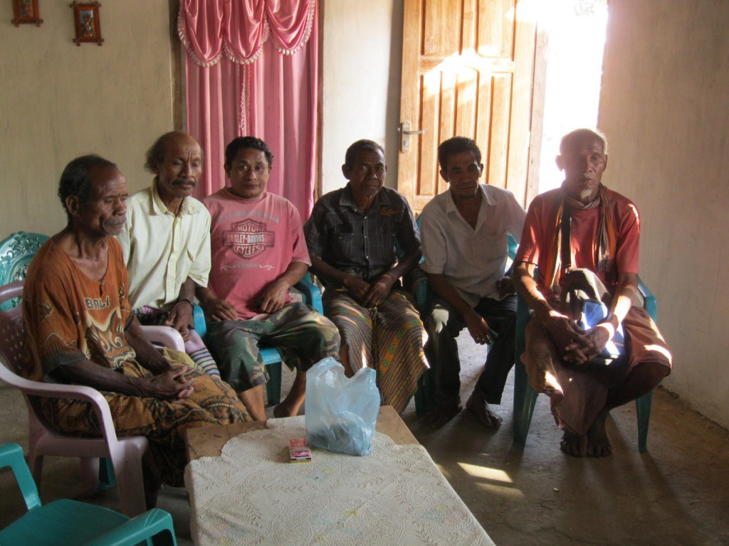 Diduga Lahan Diserobot, Warga Desa Naen Tolak Pembangunan Embung