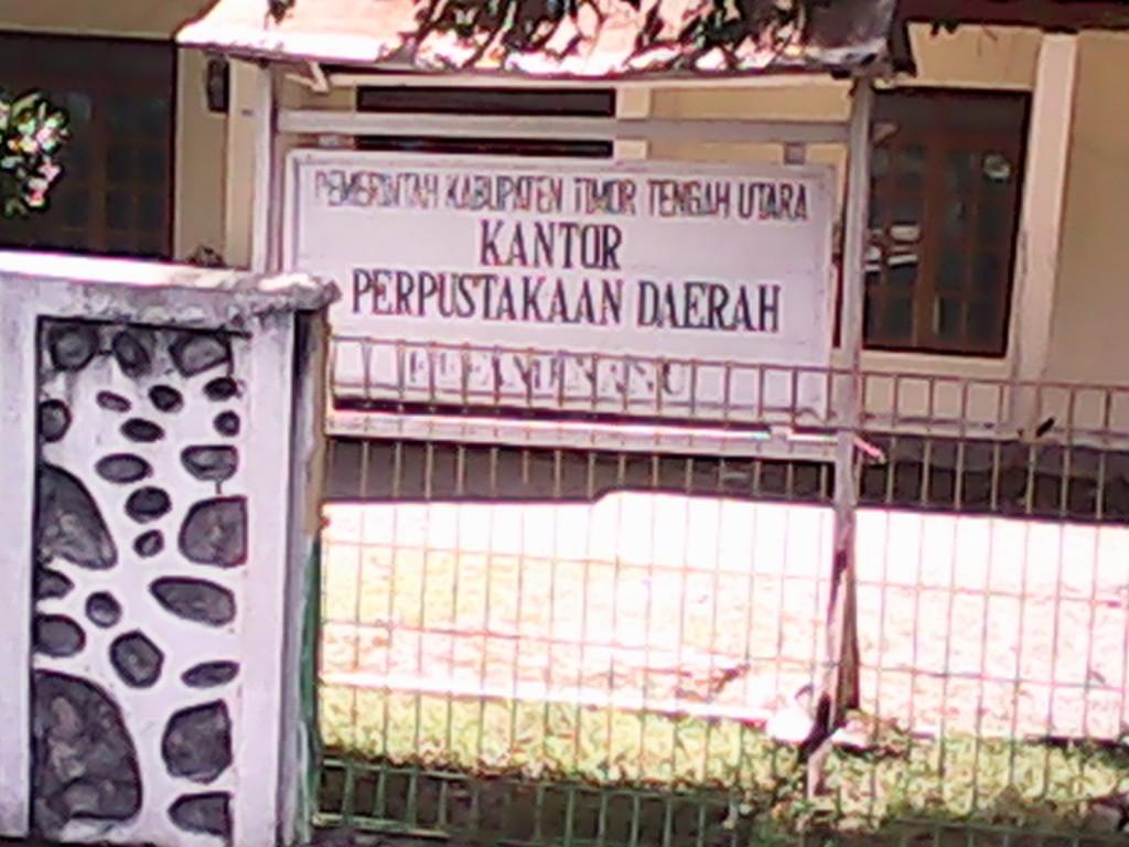 Perpustakaan TTU Urutan Buntut Dari 24 Kabupaten/Kota