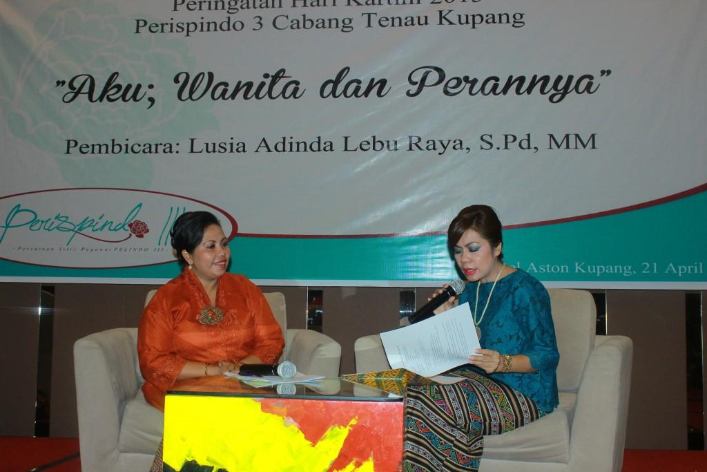Perspindo III Dukung Pemberdayaan Wanita Secara Aktif