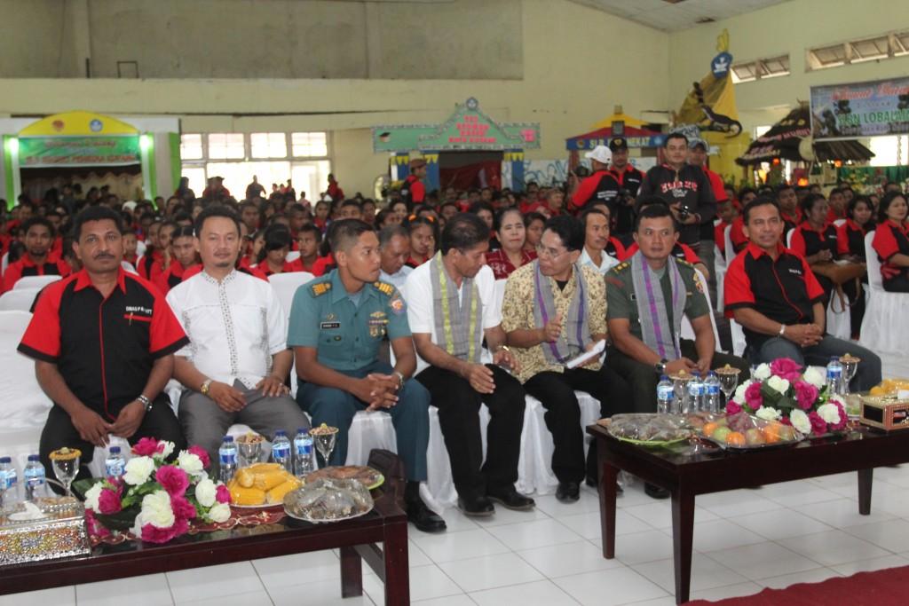 Gubernur Buka Kegiatan Festival Lomba Prestasi Siswa SLB